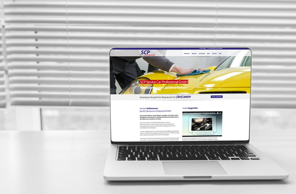 SCP Service Car Professional GmbH