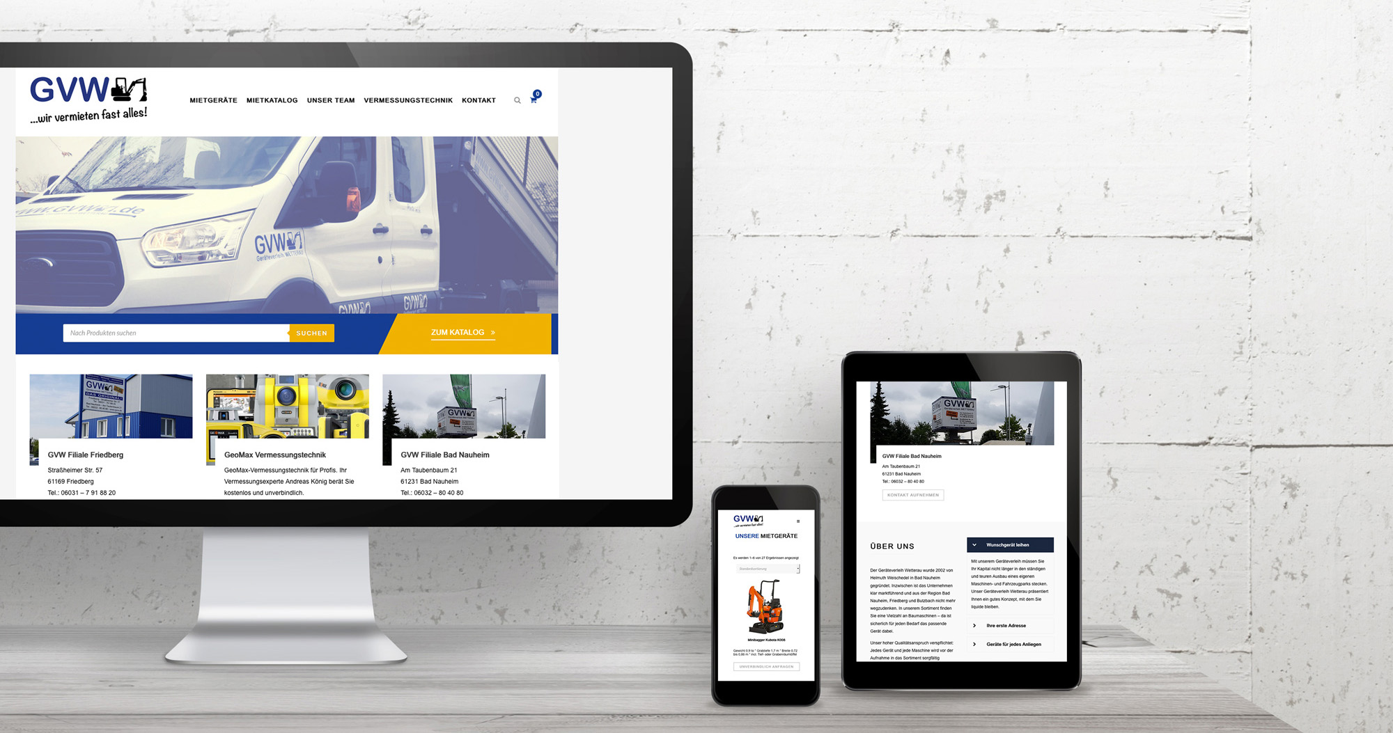 Geräteverleih-Wetterau GmbH