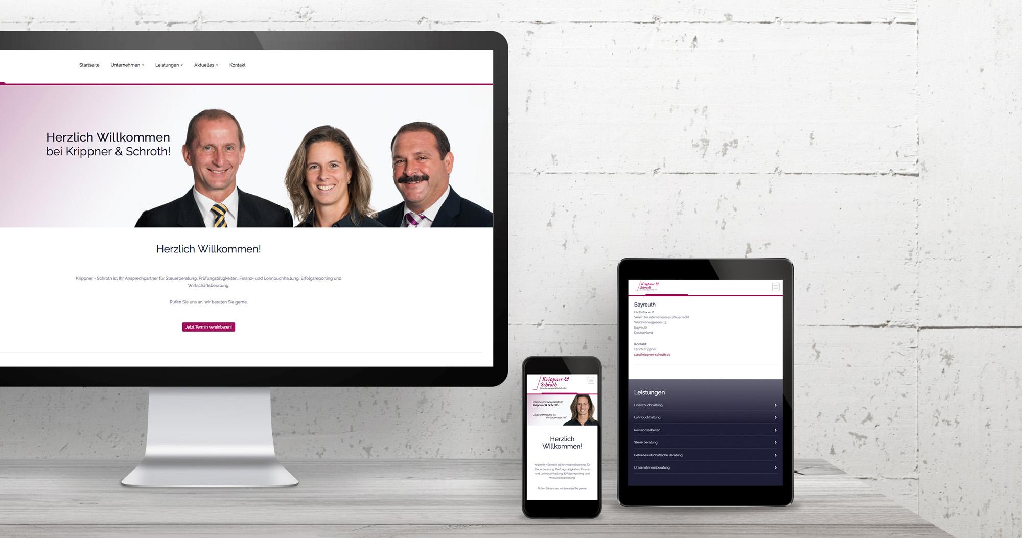 Krippner und Schroth Steuerberatungs GmbH nachher