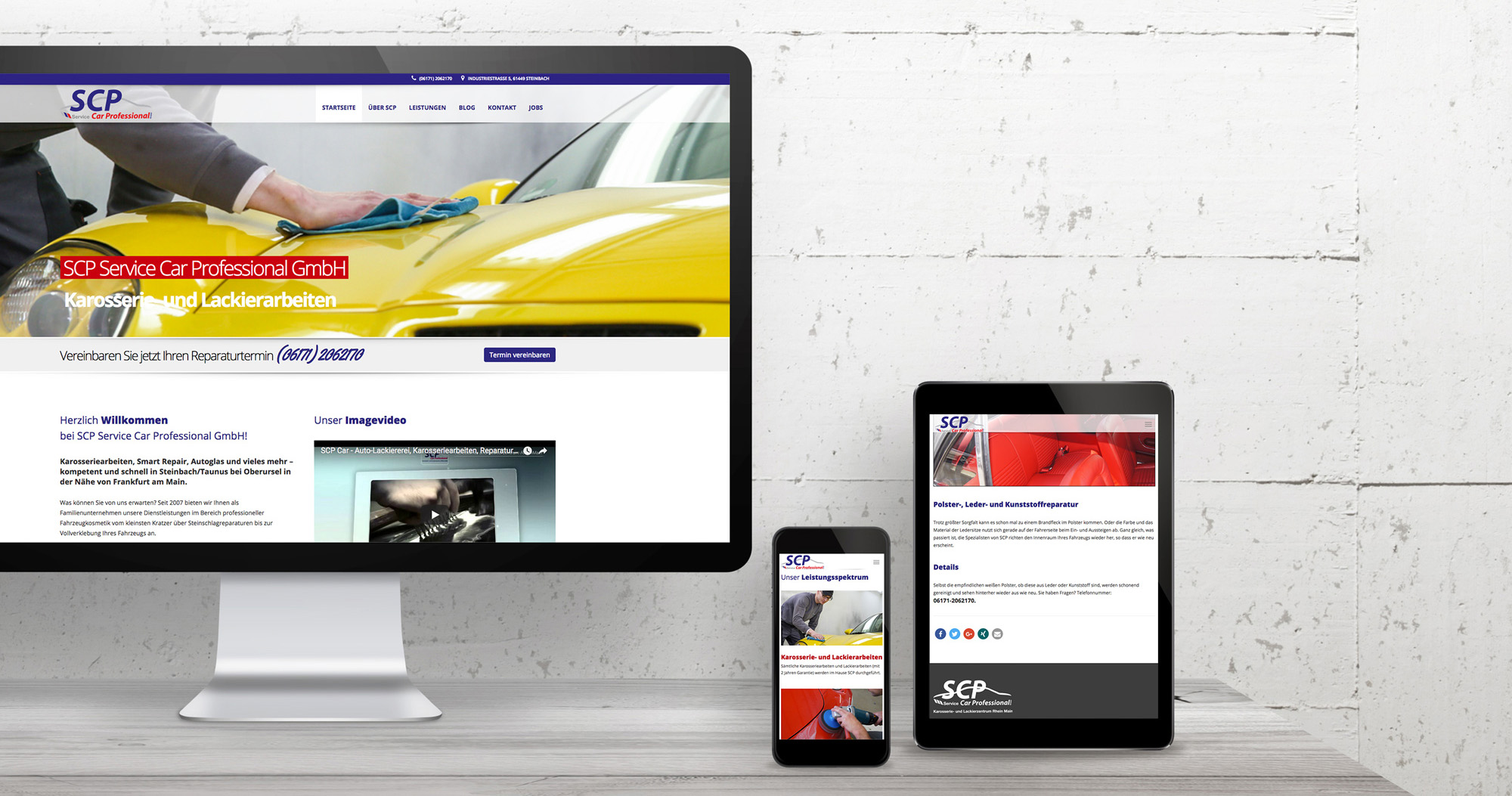 SCP Service Car Professional GmbH nachher
