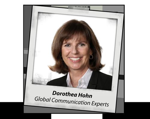 Dorothea Hohn, Global Communication Experts GmbH
