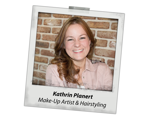 Kathrin Planert, Make Up Artist & Hairstyling