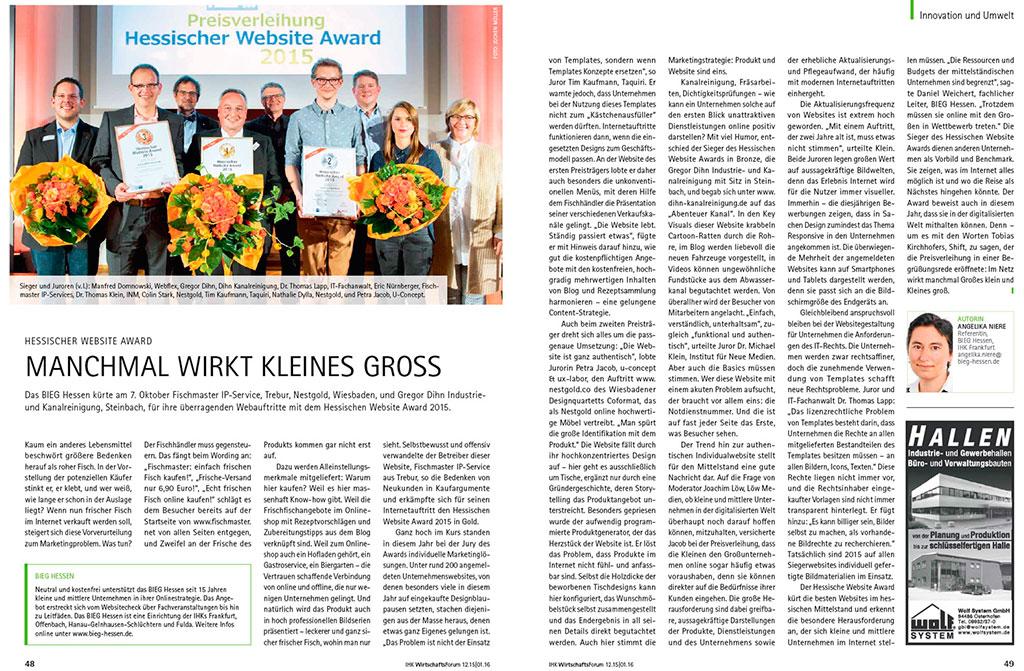 IHK Offenbacher Wirtschaft webFLEX