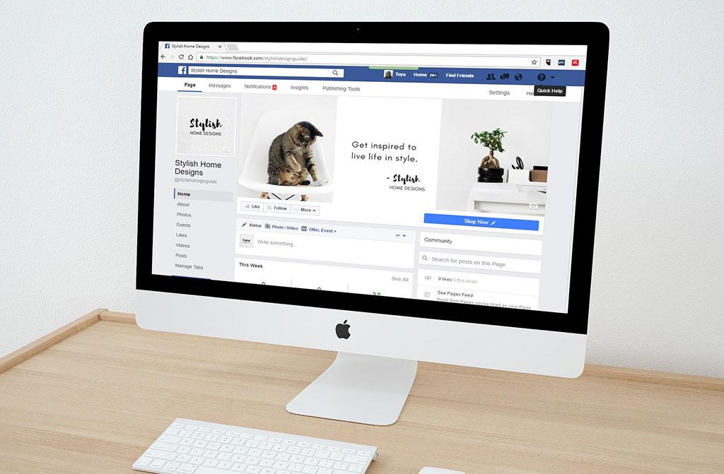 Facebook Ads - Werbung für Ihr Unternehmen
