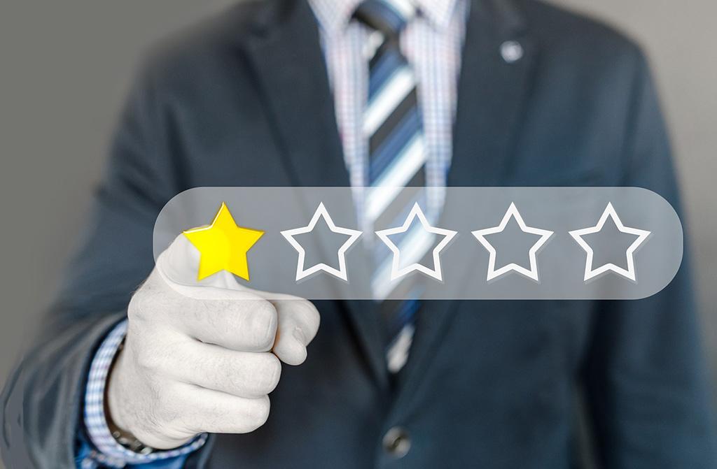 Kundenbewertungen einholen